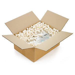 Opvulmateriaal flo-pak® Standaard in dispenserdoos