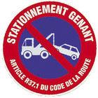 Stickers signalétique