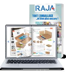 Visuel du Catalogue de RAJA