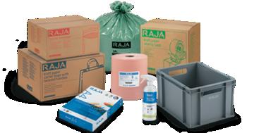 Les produits de marque RAJA