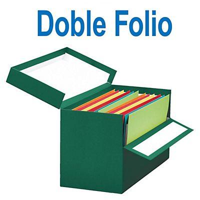 Caja transferencia cart n folio forrada en papel tela - Papel de transferencia textil ...