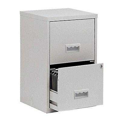 Archivador 2 cajones gris access - Mueble archivador ikea ...