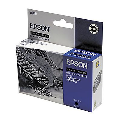 Epson T0341 Cartucho inkjet Negro photo