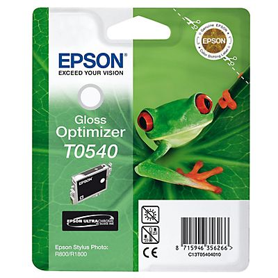 Epson T0540, C13T05404010, Cartucho Optimizador de Brillo, ULTRACHROME® K3, Paquete Unitario
