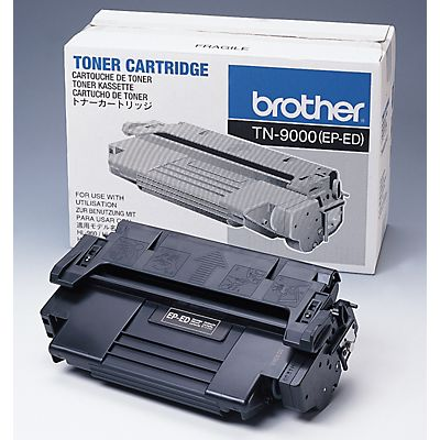 Brother TN-9000, Tóner Original, Negro, Paquete Unitario