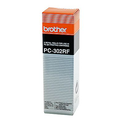 Brother Brother PC-302RF Cinta transferencia térmica