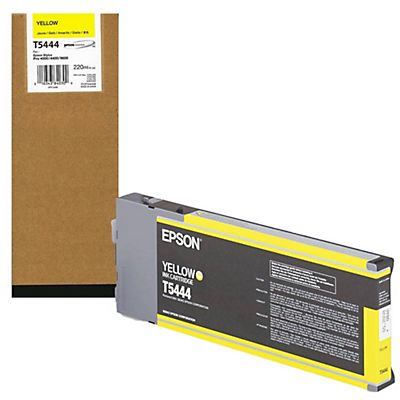 Epson T5444, C13T544400, Cartucho de Tinta, ULTRACHROME®, Amarillo