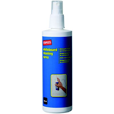 Staples Spray de limpieza