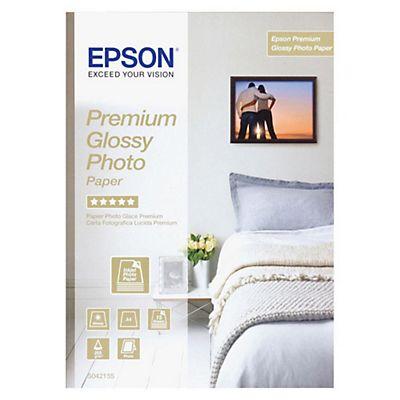 15 hojas Papel fotogr/áfico brillante Epson Ultra Glossy Photo Paper A4