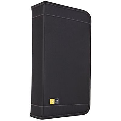 Case Logic Estuche para 64 + 8 CDs / DVDs