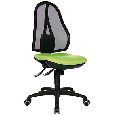 Silla de oficina Open Point Sincro verde