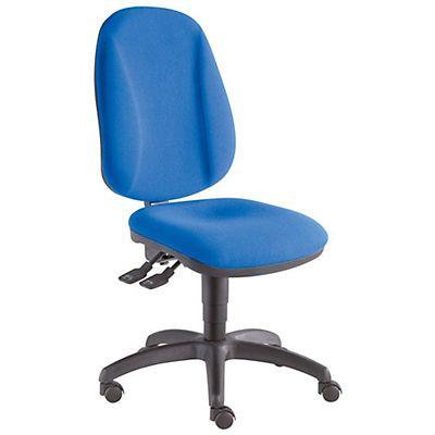 Unisit clara silla de oficina tela altura 92 104 cm for Sillas de oficina precios