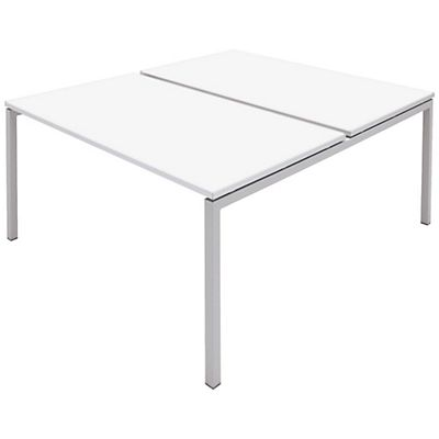 Mesa doble 160 cm blanco Today