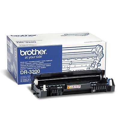 Brother DR 3200, DR-3200, Kit de tambor, Negro