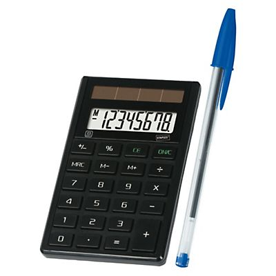 Staples Eco E21 Calculadora de bolsillo