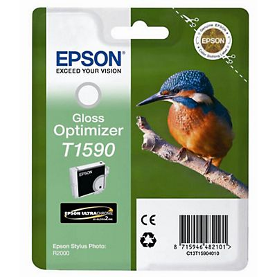 Epson T1590, C13T15904010, Cartucho Optimizador de Tinta, ULTRACHROME®