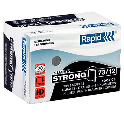 Rapid Grapas Super Strong 73/12