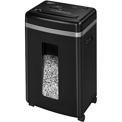 Fellowes Microshred® 450M Destructora de microcorte, 9 hojas, 22 l,