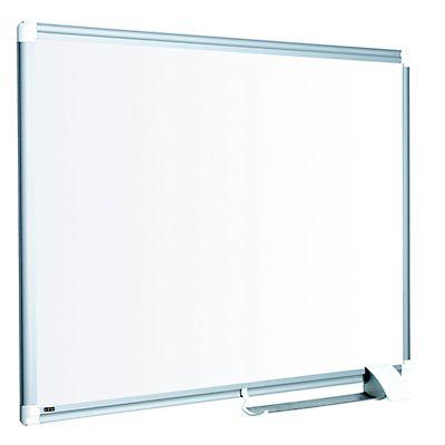 Bi-Office Maya New Generation, Pizarra blanca, esmaltada, marco de ...