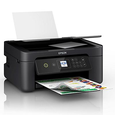 Epson Expression Home, XP-3100, Impresora Multifunción Inkjet Color, Soporta LAN inalámbrico, A4 (210 x 297 mm)