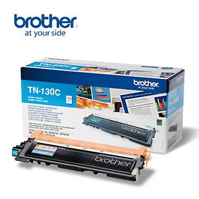 Brother Toner originale TN-130C, Ciano, Pacco singolo