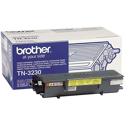 Brother Toner originale TN-3230, Nero, Pacco singolo