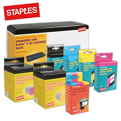 Staples Tamburo compatibile per stampanti laser Brother (Rif. DR6000)