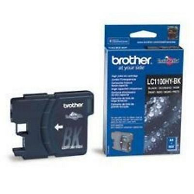 Brother , Materiale di consumo, Cart nera x mfc5890cn/6490cw/dcp669, LC-1100HYBK