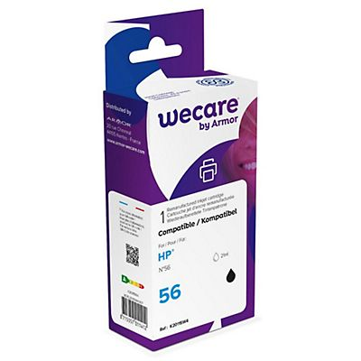 Staples Compatibile HP 56 Cartuccia inkjet Nero