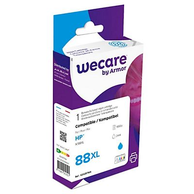 Staples Compatibile HP 88XL Cartuccia inkjet Ciano