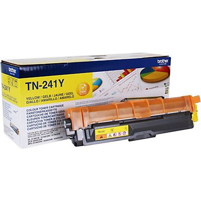 Brother TN241Y Toner Giallo