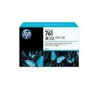 HP , Materiale di consumo, Cart. 761 da 400 ml  grigio scuro, CM996A