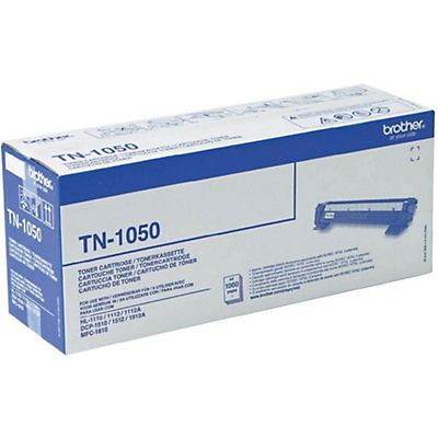 Brother Toner originale TN-1050, Nero, Pacco singolo