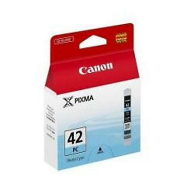 Canon , Materiale di consumo, Cli-42 pc photo serbatoio ciano, 6388B001