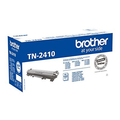 Brother Toner originale TN2410, Nero, Pacco singolo