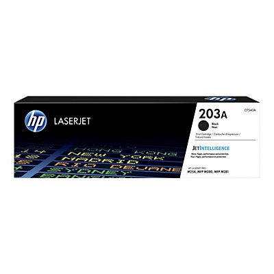 HP Toner originale 203A, Nero