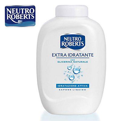 Neutro roberts ricarica per sapone liquido alla glicerina extra idratante 2 flaconi da 300 ml - Sapone neutro per pulizie casa ...