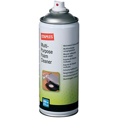 Staples Detergente in schiuma multiuso 400 ml