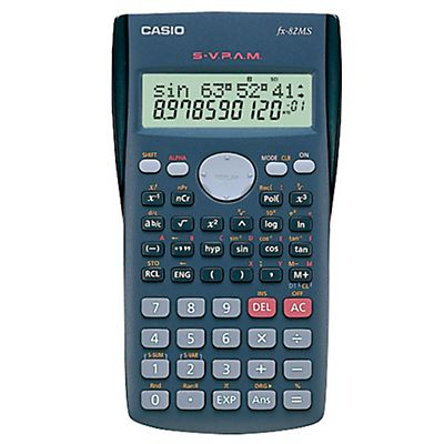 Casio Calcolatrice scientifica FX-82MS