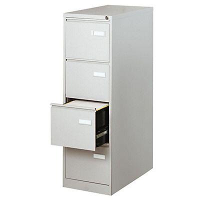 Cassettiere Metalliche Per Ufficio.Bisley Classificatore In Metallo 4 Cassetti 470 X 620 X 1320 Mm