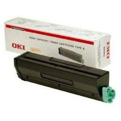 Oki , Materiale di consumo, Toner cartridge b4300/4350  6000pg, 01101202