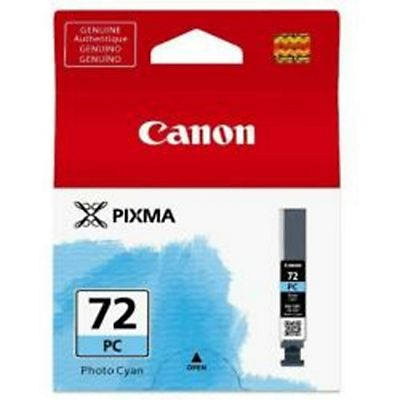 Canon , Materiale di consumo, Pgi-72pc photo serbat. inch. ciano, 6407B001