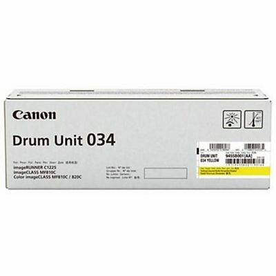 Canon , Materiale di consumo, Drum unit 034 giallo, 9455B001AA