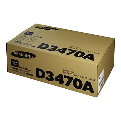 HP , Materiale di consumo, Ml-d3470a/eur toner black, SU665A