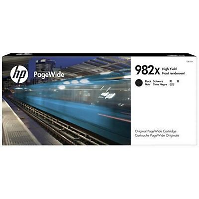 HP , Materiale di consumo, Hp 982x high yield black pagewide, T0B30A
