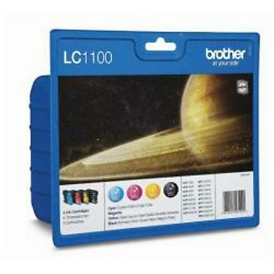 Brother , Materiale di consumo, Multipack mfc5860cn/6490cw/dcp6690c, LC1100VALBP