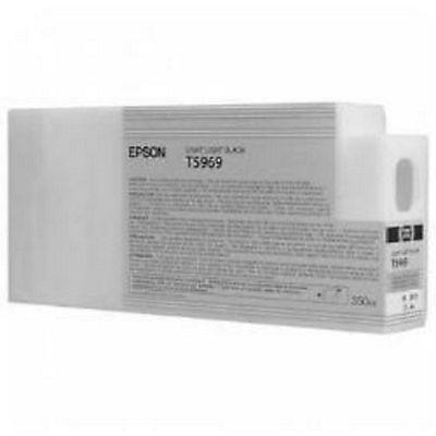Epson , Materiale di consumo, Tanica nero-light light (350ml), C13T596900