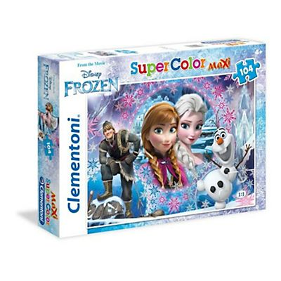 Clementoni , Puzzle, Frozen - queen of the north mount, 23662