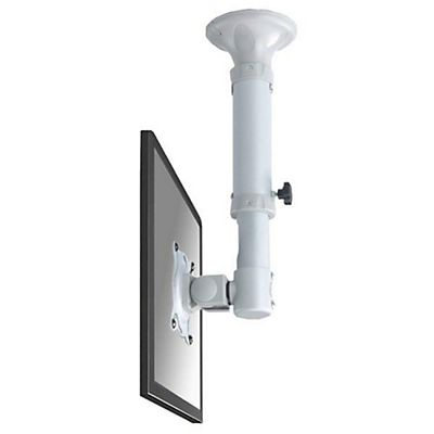 Newstar , Supporti tv/monitor, Supporto a soffitto c025 silver, FPMA-C025SILVER