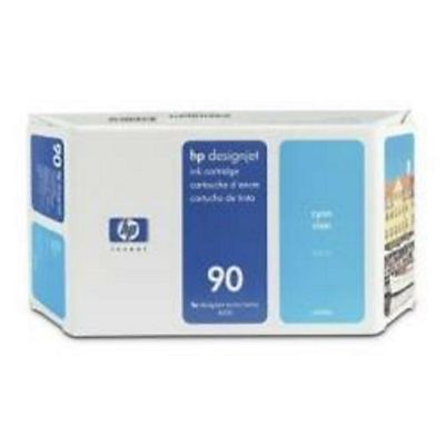HP , Materiale di consumo, Cartuccia ink n. 90  ciano (225 ml), C5060A
